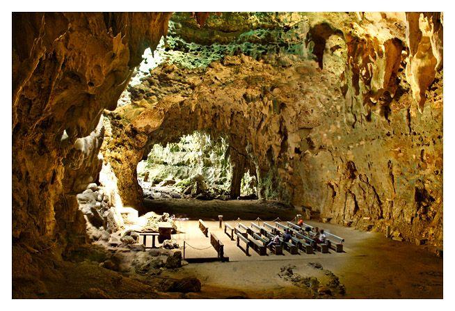 Callao Cave in Penablanca, Cagayan Valley