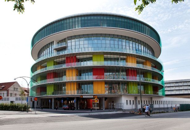EMERGENCY CLINIC AND CLINIC FOR INFECTIOUS DISEASES, SUS | Link Arkitektur | Archinect