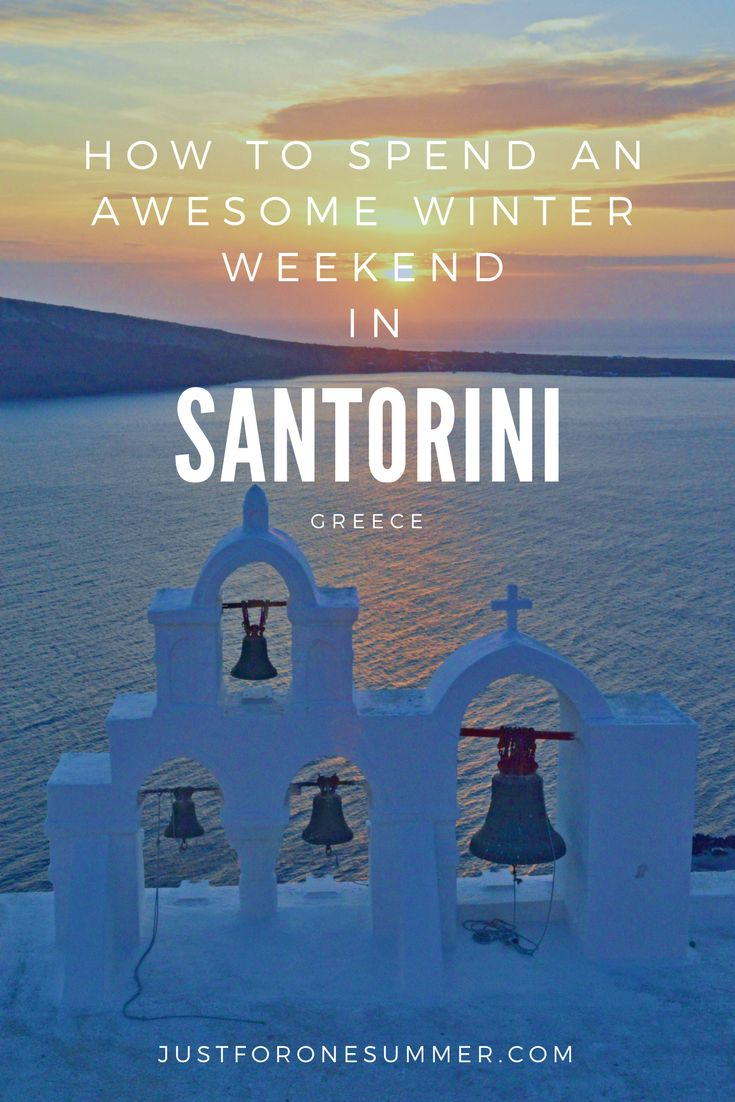Are you planning a trip to Santorini (Greece) during the winter? Do you wanna know what to expect? Check out our 2-day itinerary including the magnificant hike from Fira to Oia and a visit to the archaelogical site at Akrotiri. But most of all, have fun!