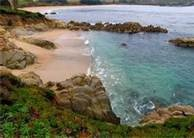 carmel california.. beautiful beaches and hotels