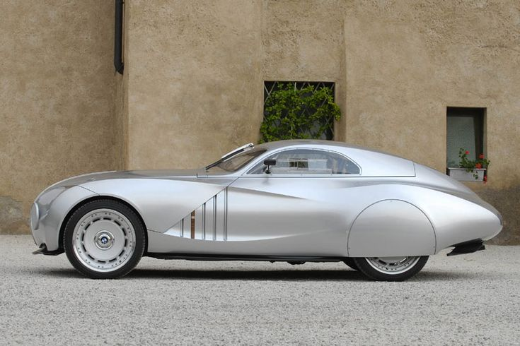 2006 BMW Mille Miglia Coupe...  looks great from the side.