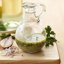 how to make pink greek salad dressing