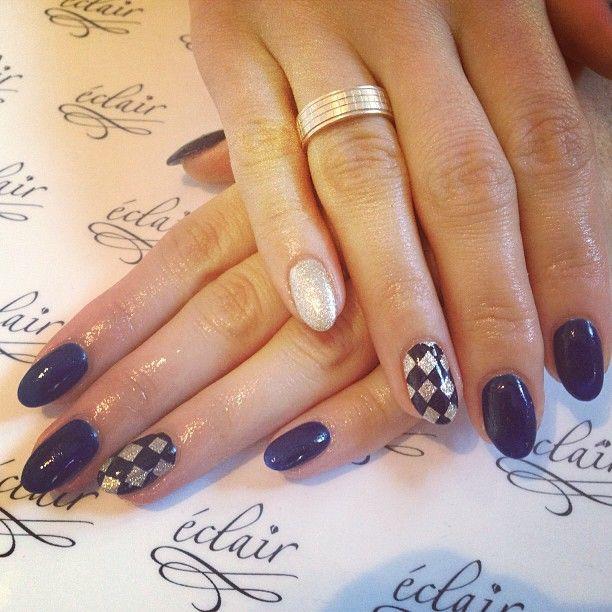 Blackberry muffin i Monako! Najpopularniejsze żele Eclair #eclairnail #nail #nailart #nailgasm #nailswag #nailpolish #nailaddicts #nailartclub