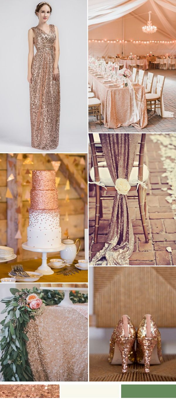 Best 10 Sequin Wedding Ideas On Pinterest Decor Gold Glitter Tablecloth And Sequins
