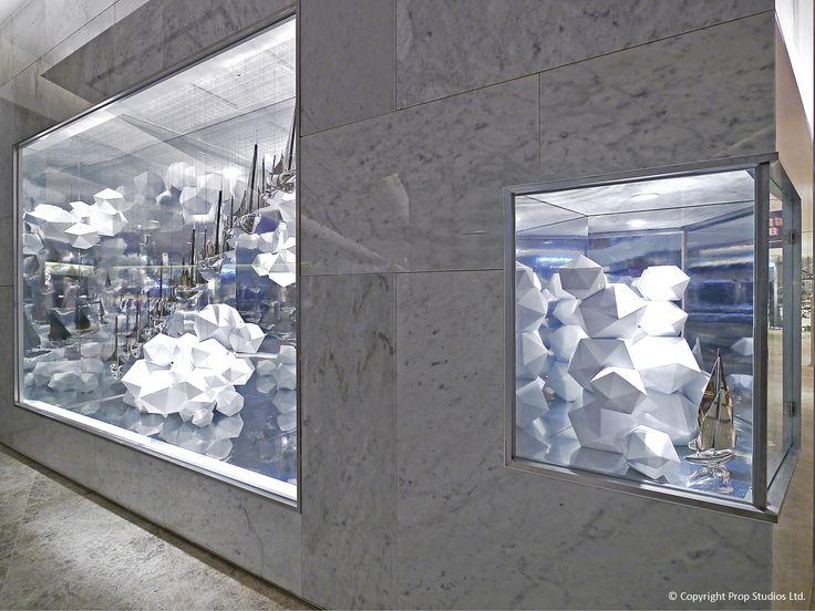 Prop Studios for Hyundai Department Store | South Korean Windows & In-store…