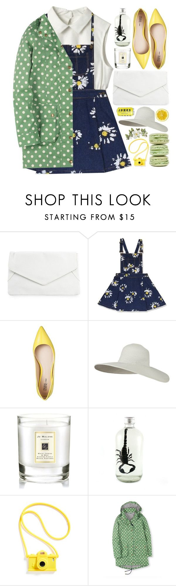 """""""Garden Party, Ricky Nelson"""" by blendasantos ❤ liked on Polyvore featuring Rut&Circle, Prabal Gurung, Jo Malone, Moschino, Boden and Ladurée"""