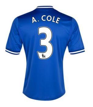 Maillot de Foot Chelsea (3 A.Cole) Domicile Adidas Collection 2013 2014 bleu Pas Cher http://www.korsel.net/maillot-de-foot-chelsea-3-acole-domicile-adidas-collection-2013-2014-bleu-pas-cher-p-1941.html