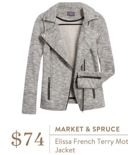Love this jacket! Try Stitch fix. Stitch fix subscription box inspiration 2016. Personal styling service! 1. Sign up with my referral link. (Just click pic) 2. Fill out style profile!Make sure to be specific in notes. 3. Schedule fix and Enjoy :) There's a $20 styling fee but will be put towards any purchase!