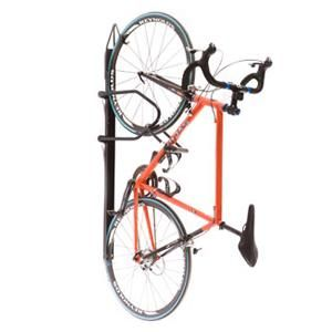 Vertical Wall-Mount Bike Rack with Single Bike Capacity | Bike & Skate Racks | Upbeat.com