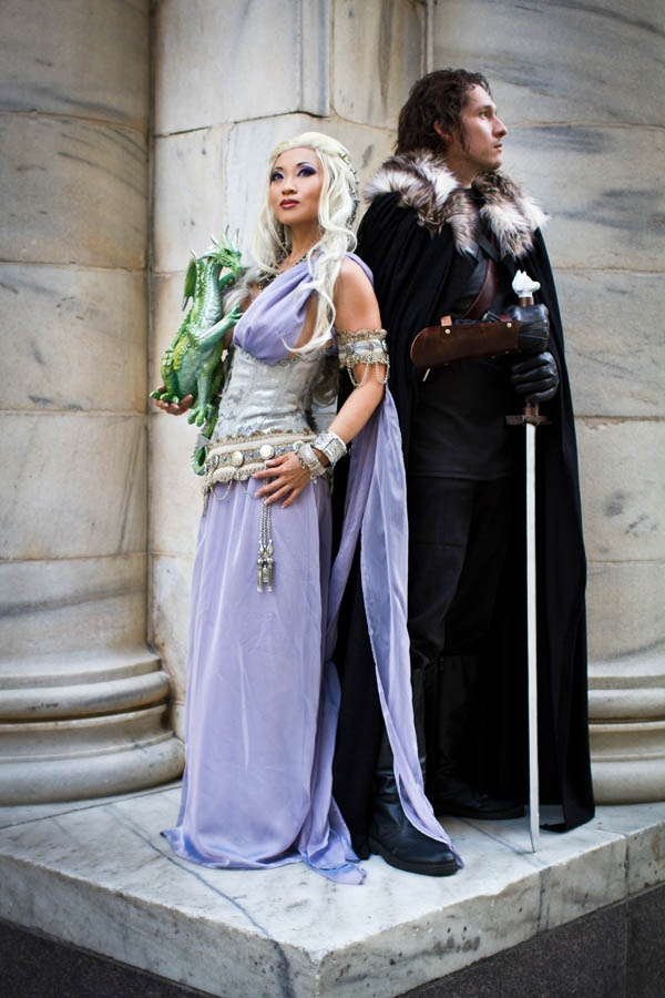 Game of Thrones Found our Halloween costumes this year :)