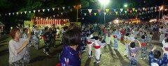 今日7月27日から29日まで中村公園夏まつりがありますよ 27日と28日は盆踊り大会が夜の7時から9時最終日の29日は午後8時30分から9時まで花火大会です ステージイベントもたくさんあるのですが私が気になるのは模擬店の秀吉のシェフ なんだろうこれ気になる tags[愛知県]