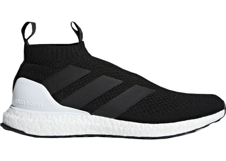 Adidas Ace 16 Ultra Boost Core Black