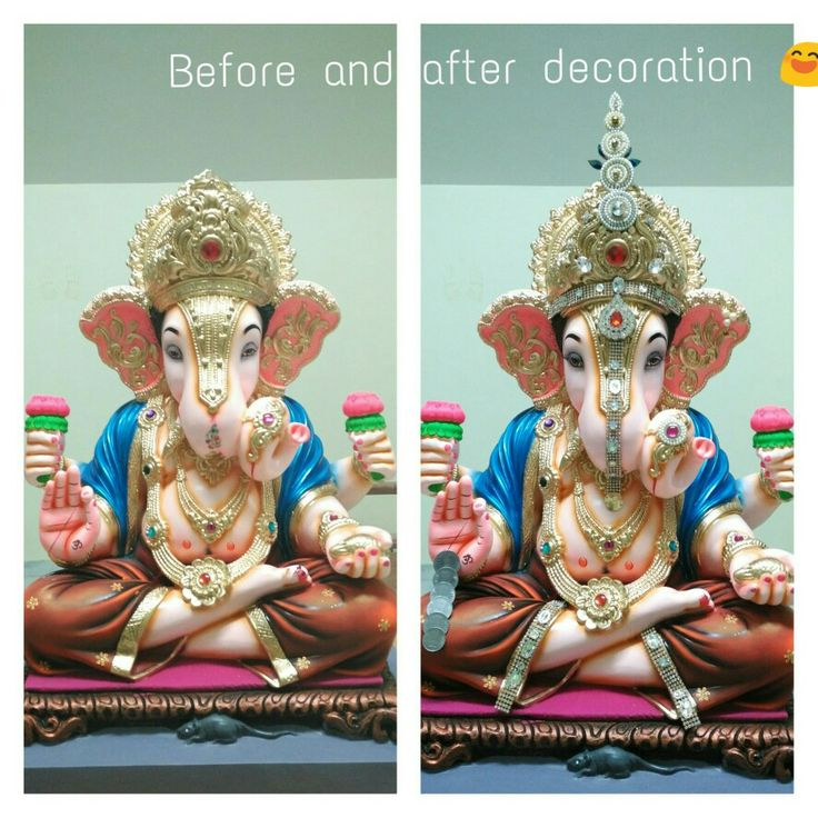 Our home Ganapati decoration Check out  image on #PicsArt  Create your own for free https://bnc.lt/m/3pY3bzDKXm