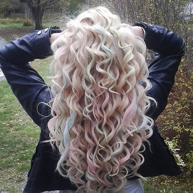 25+ Best Ideas About Loose Spiral Perm On Pinterest