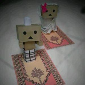 Gambar Boneka Danbo Islami - http://asaljadi.com/gambar-boneka-danbo-islami/