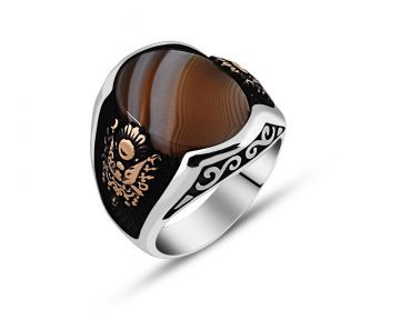 925 Ayar Gümüş Çizgili Akik Taşlı Yüzük  SATIN AL >>> http://goo.gl/6S5gjj  Sipariş Hattı: 0850 346 50 46   WhatsApp: 0544 219 15 75