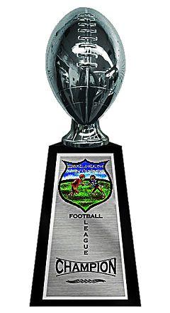 Las Vegas 12Man Little League Football Conference Championship Trophy