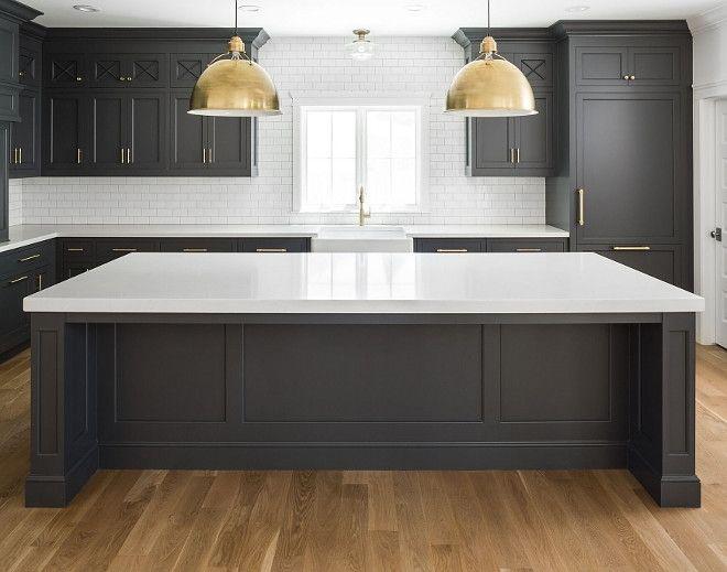 New Kitchen Dark Cabinets Hot New Kitchen Trend Dark Cabinets