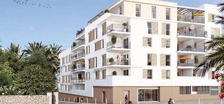 Investir en loi Pinel dans un quartier commerçant et vivant de Toulon