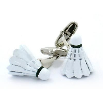 #Quality badminton #shuttlecock #cufflinks,  View more on the LINK: http://www.zeppy.io/product/gb/2/300952753511/