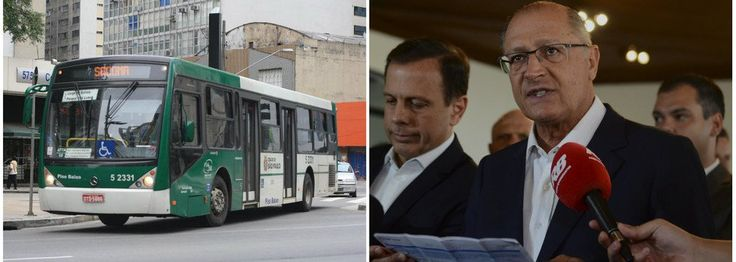 Oficial de Justiça relata que o governador de São Paulo,  Geraldo Alckmin (PSDB), se recusou a receber a intimação com a decisão  liminar ...