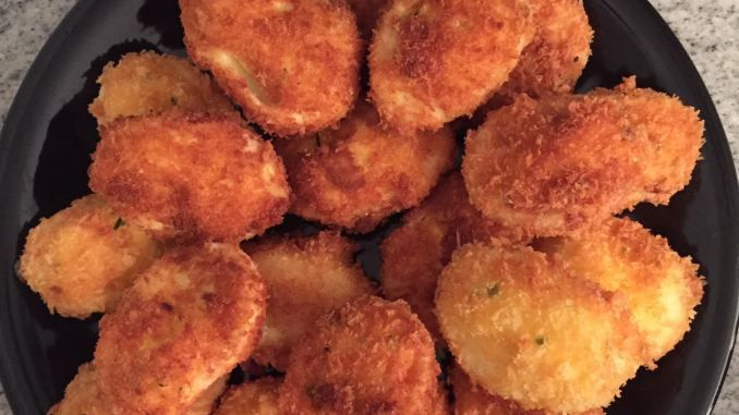 Deep Fried Deviled Eggs! Sinfully Delicious!!!
