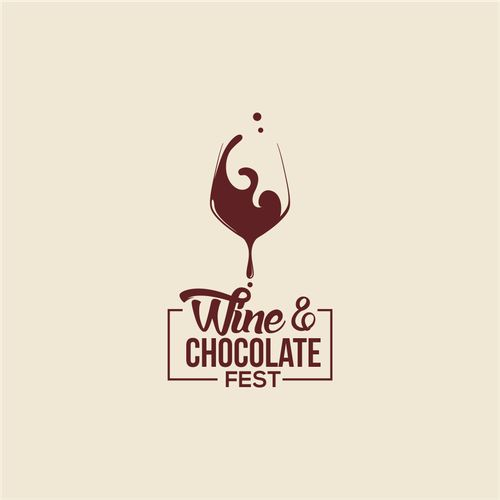 Designs | Wine & Chocolate Fest | Logo design contest