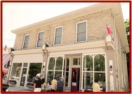 Bayfield, Ontario - love the General Store - we always pick up something unique to bring home from this great little shop