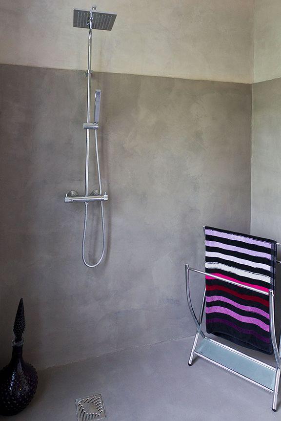 16 best Salles de bains & Douches - Béton Ciré par Mercadier ...
