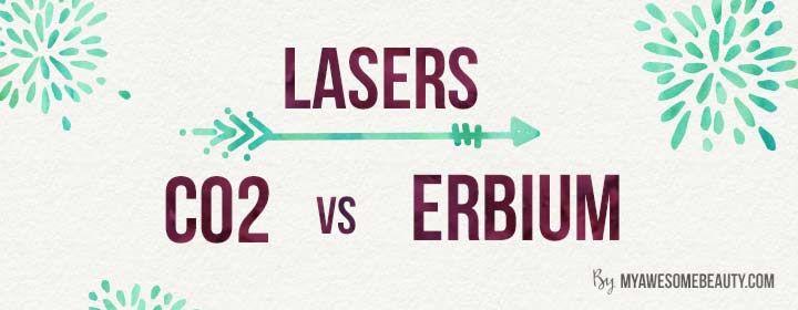 CO2 vs erbium lasers