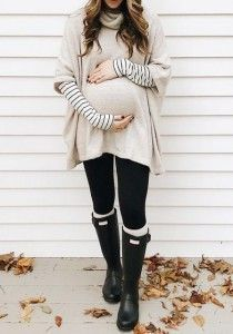 53 Winter Outfit Ideas For Pregnant Women That Make You Confident – Schwangerschaft