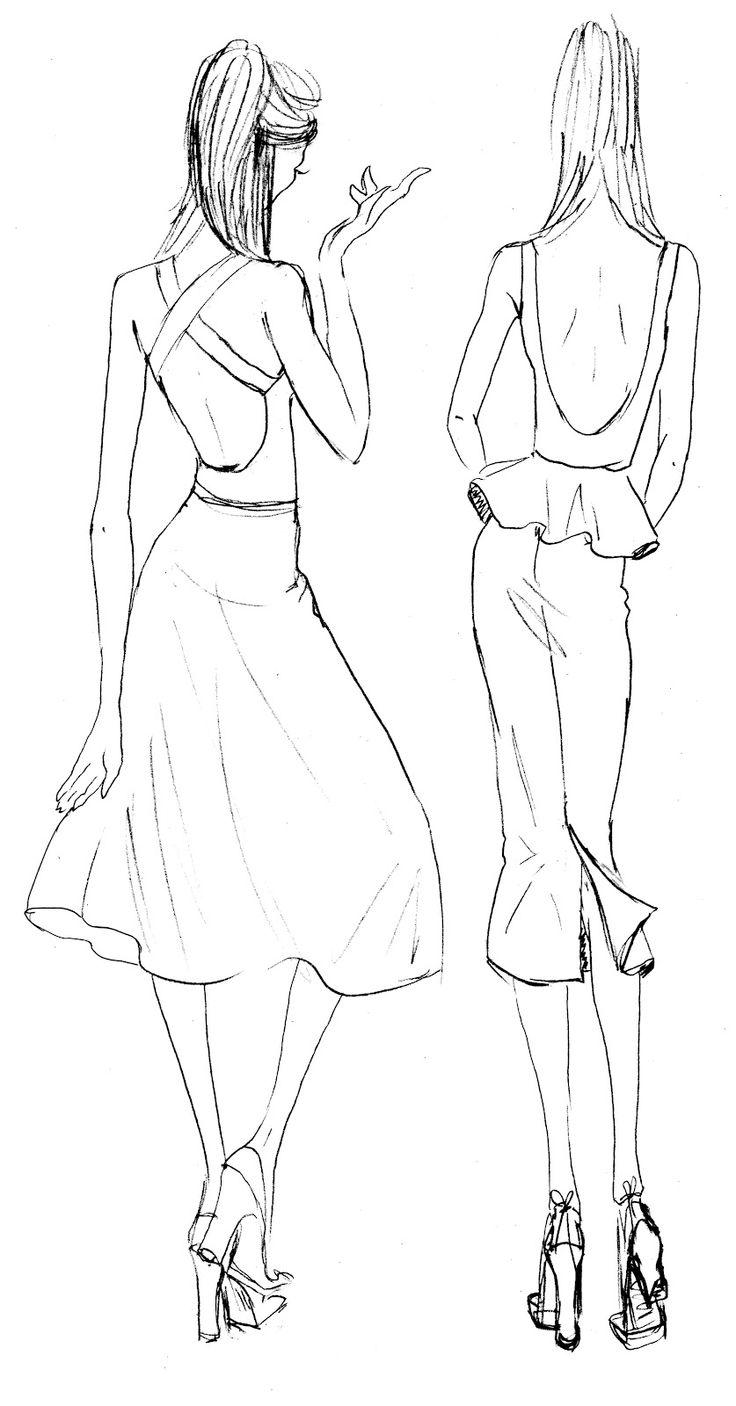 fashion illustrator - Pesquisa do Google