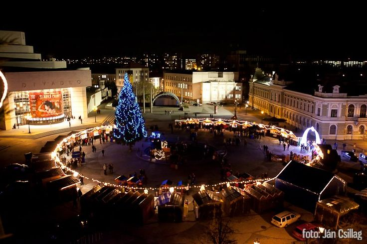 #christmas #market #nitra #slovakia