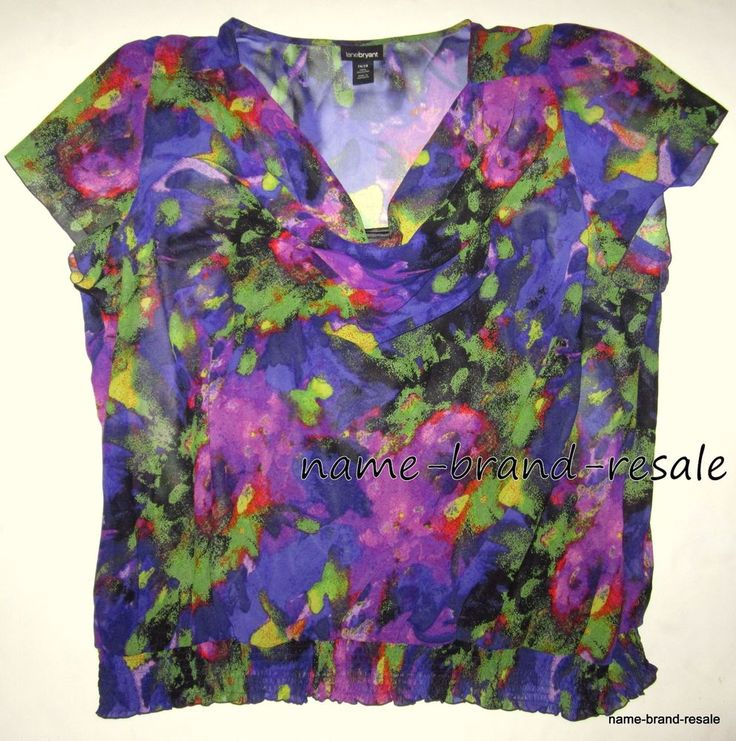 55 best lane bryant plus size clothes for sale images on for Banded bottom shirts canada