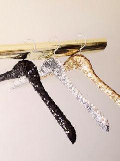 sequin hangers