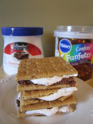 Milk Allergy Mom: Easy Dairy-Free Smores!