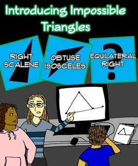 Using Geometry Software to Teach Impossible Triangles - Discovery Lesson