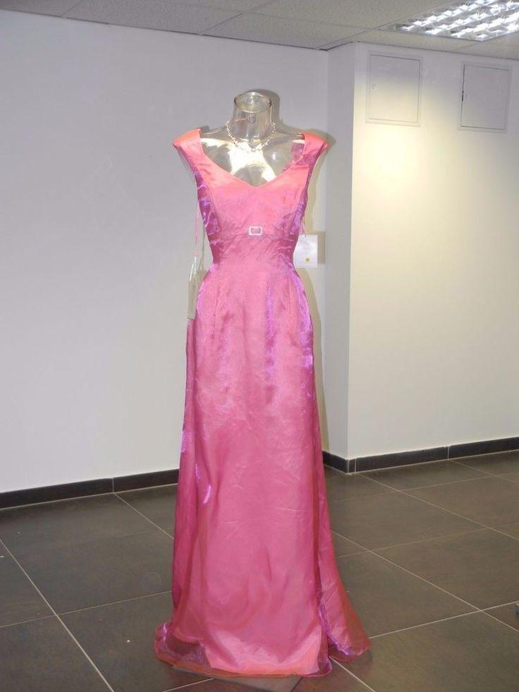 Ideal Edel Abendkleid Brautkleid Veromia Ausstellungsst ck gr