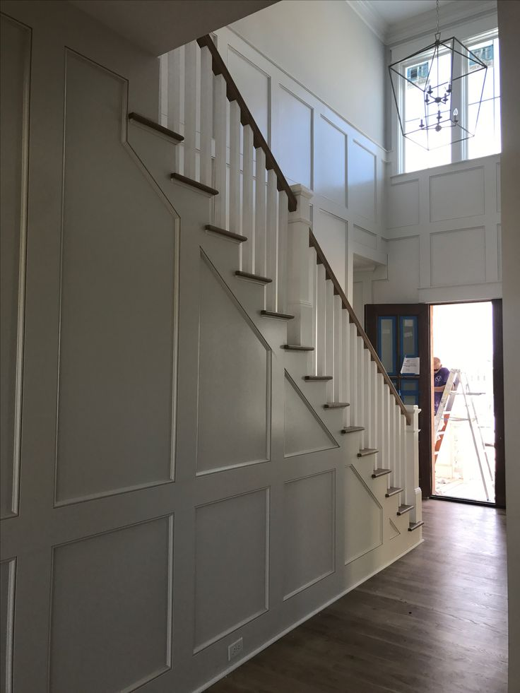 Foyer Layout Java : Best banister remodel ideas on pinterest staircase