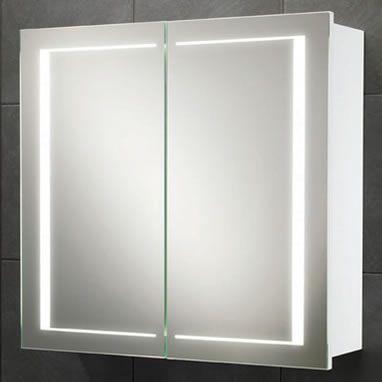 HIB Colorado LED Illuminated Bathroom Cabinet