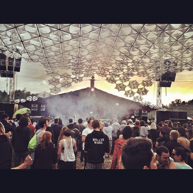 Fusion Festival at Lärz by teledandy, via Flickr