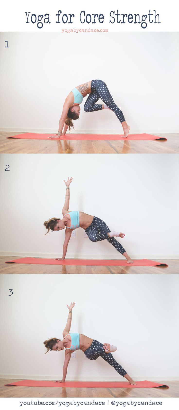 Pin now, practice to improve your core strength Wearing: Kira Grace leggin …