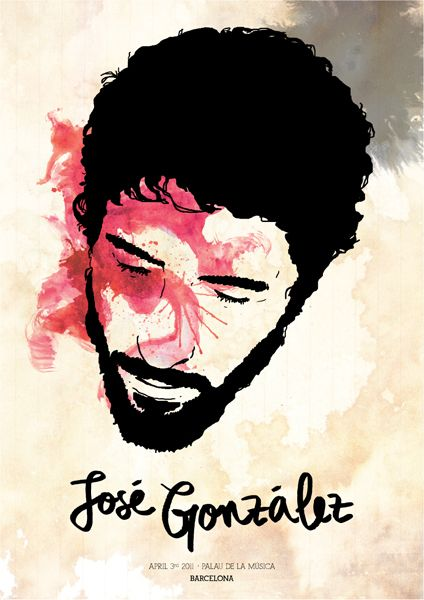 Jose Gonzalez=beautiful sounds