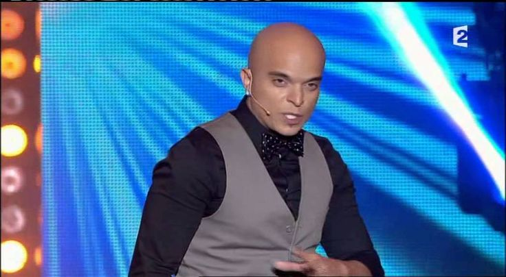 Rachid Badouri-rire ensemble contre le racisme