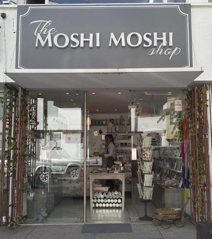 #TheMoshiMoshiShop está en la Carrera 11A # 95-15