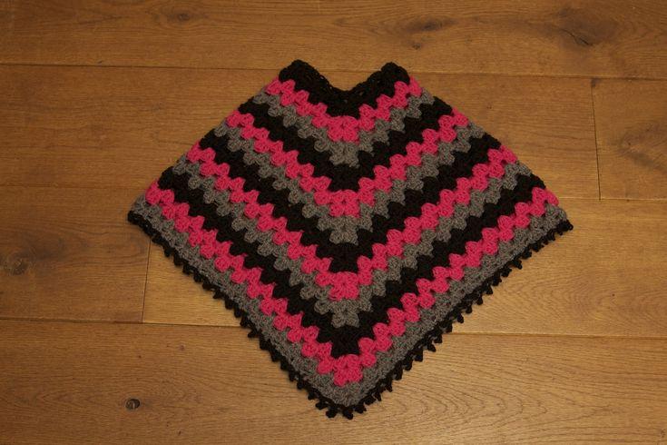 S@@Tammy Tarng Gardner: Tutorial poncho: gaaf!!! Zoek al een tijdje naar een goed patroon!!! This might be the one!