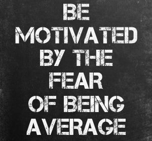 Why Fear is a Powerful Motivator