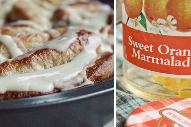 Orange Marmalade Rolls | Eat Sweets | Pinterest
