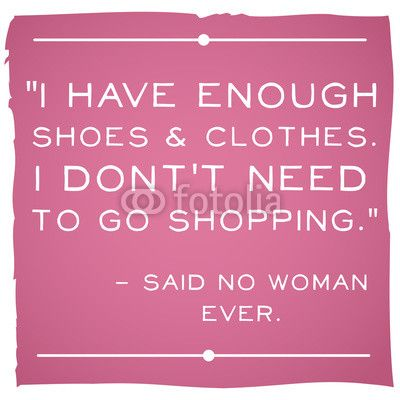 Funny quote about women. VECTOR illustration.