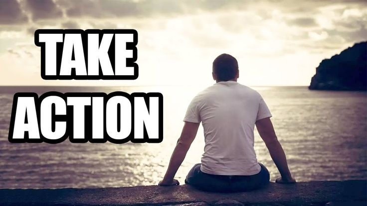 TAKE ACTION - Powerful Motivational Video for 2018 by Mel Robbins